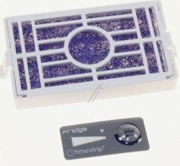 Ant001 filtre anti bactérien pour réfrigérateur Whirlpool