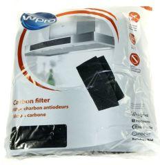 UCF017 - WPRO - Filtre à Charbon Universel 250 G/M² 470x970mm (Anti-Odeurs)