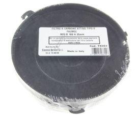 FILTRE A CHARBON , 2 PCS ,EQUIVALENT DU FALMEC 103050091
