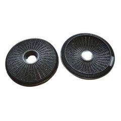 Lot de 2 filtres charbon type D190 ZHC611 DHD791GB